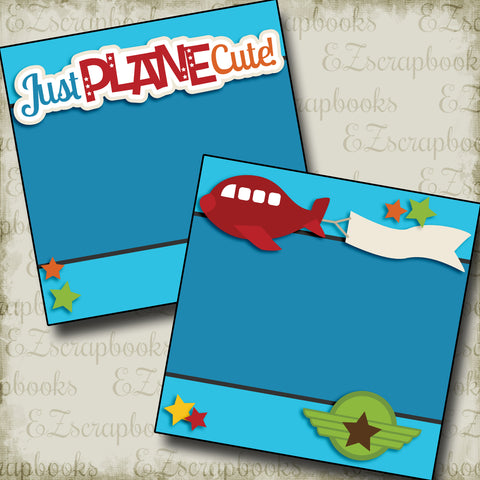 Just Plane Cute NPM - 2557