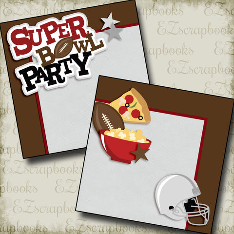 Superbowl Party NPM - 2581