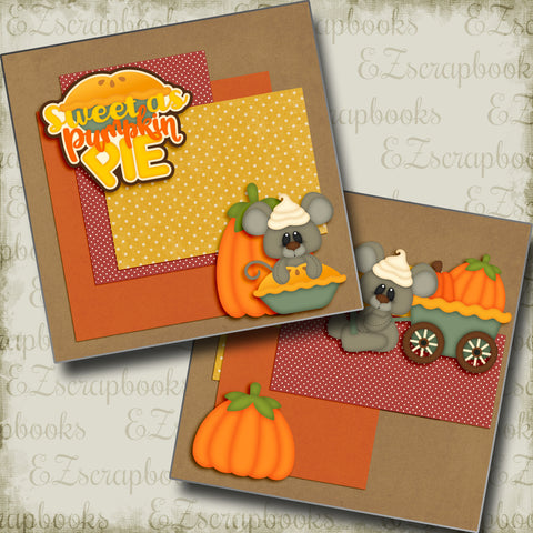 Sweet as Pumpkin Pie NPM - 4943