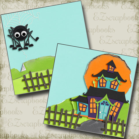 Haunted House NPM - 4387