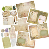 All The Bugs Journal Pack - 7202 - EZscrapbooks Scrapbook Layouts Journals