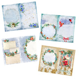 Magic Winter Journal Kit - 7128