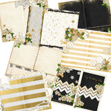 Wedding Day Journal Pack - 7294 - EZscrapbooks Scrapbook Layouts Journals