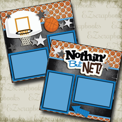 Nothin But Net Blue - 3284