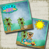 Beach Life Boy NPM - 2989