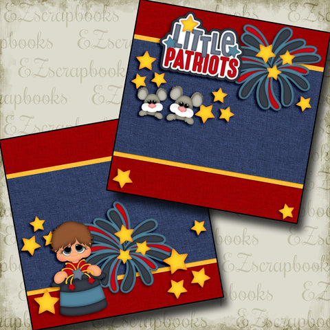 Little Patriots Boy NPM - 2810
