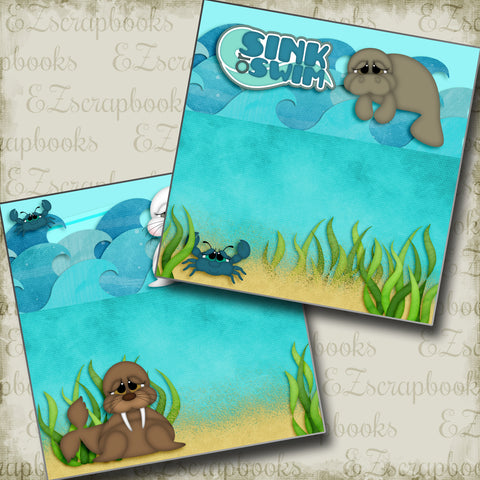 Sink or Swim NPM - 3107