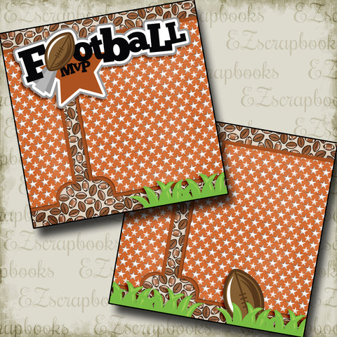Football MVP Orange NPM - 3255