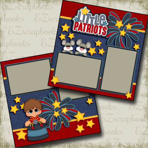 Little Patriots Boy - 2809