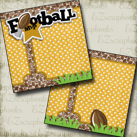 Football MVP Yellow NPM - 3261