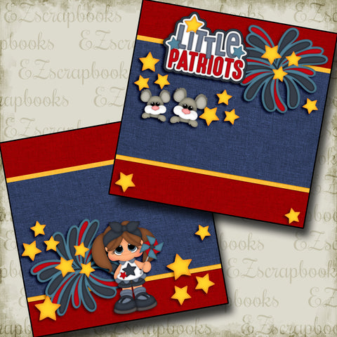 Little Patriots Girl NPM - 2812