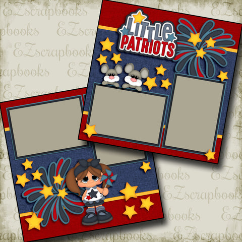 Little Patriots Girl - 2811