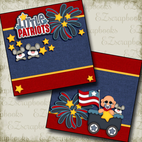 Little Patriots Baby Boy NPM - 2806
