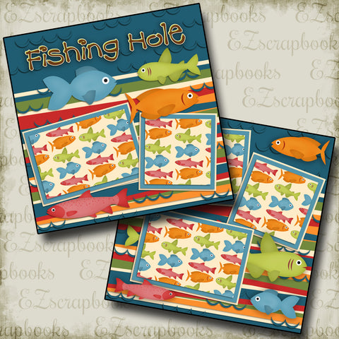 Fishing Hole - 2334