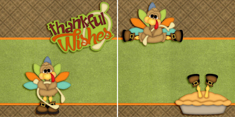 Thankful Wishes NPM - 2676