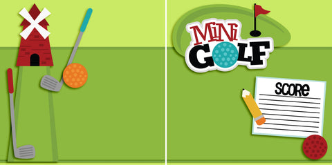 Mini Golf NPM - 2563