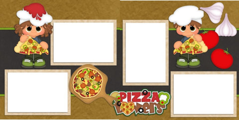 Pizza Lovers - 673