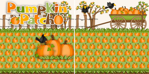 Pumpkin Patch NPM - 2343