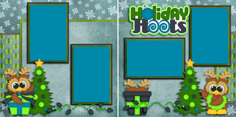 Holiday Hoots - 2667