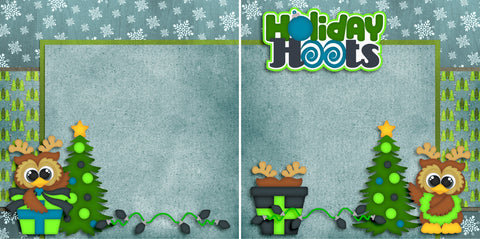 Holiday Hoots NPM - 2668