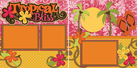 Tropical Bliss - 2198