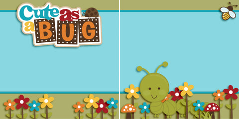 Cute as a Bug Boy NPM - 2487