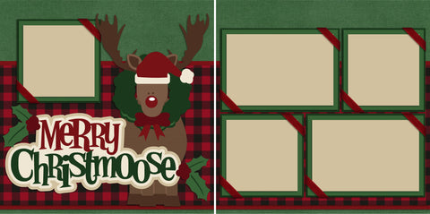 Merry Christmoose - 2202