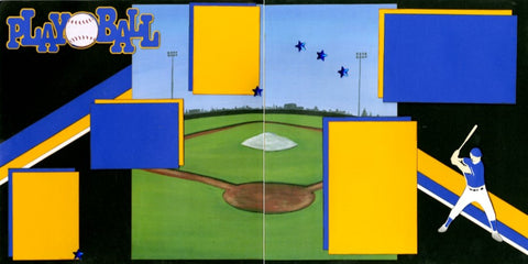 Play Ball Blue - 165R