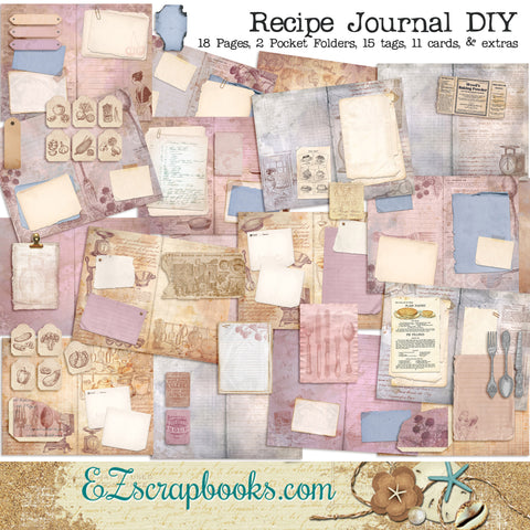 Recipe Journal - 7161