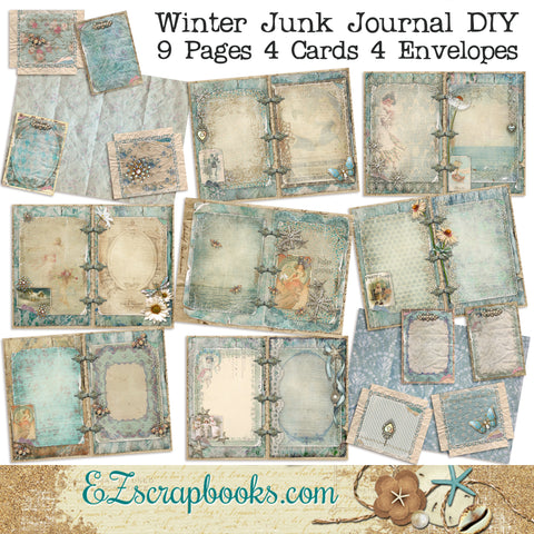 Winter Journal - 7019