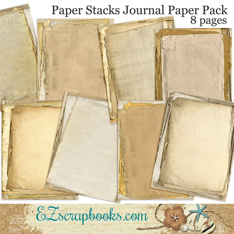 Paper Stacks Journal Paper Pack - 7077