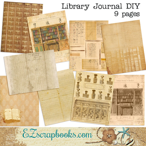 Library Journal Paper Pack - 7102