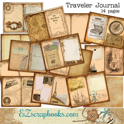 Traveler Journal - 7163