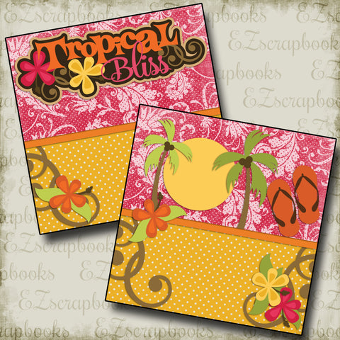 Tropical Bliss NPM - 2427