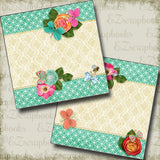Flowers & Butterflies NPM - 3837