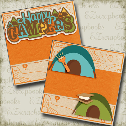 Happy Campers NPM - 4055