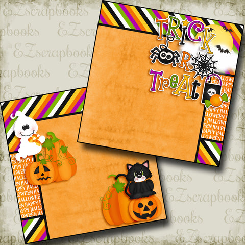 Trick or Treat Spider NPM - 3869