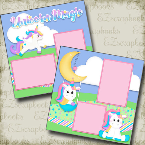Unicorn Magic - 3860