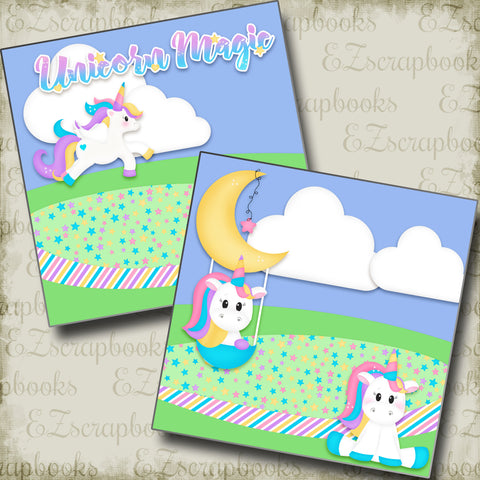 Unicorn Magic NPM - 3861