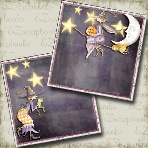 Witchy Night NPM - 3875