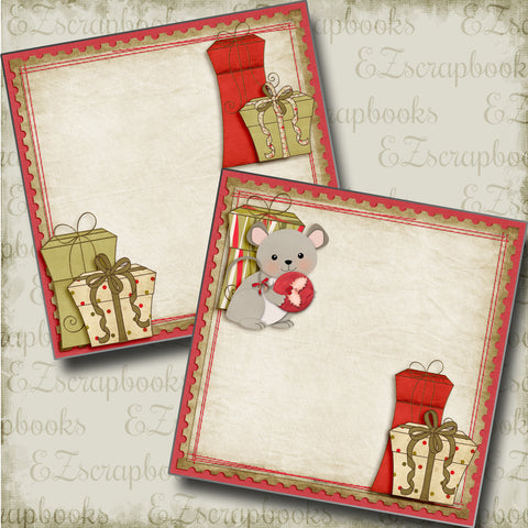 Christmas Mouse NPM - 3547