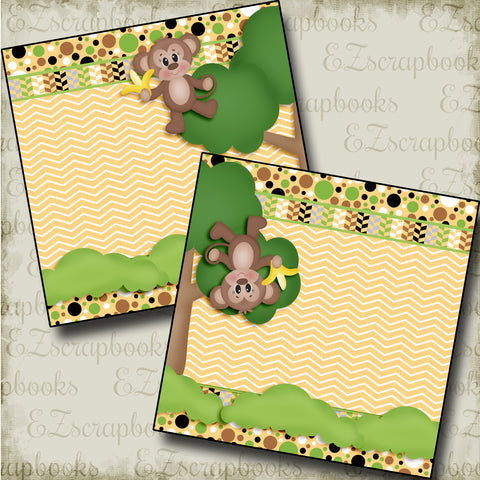 Tree Monkeys NPM - 3781
