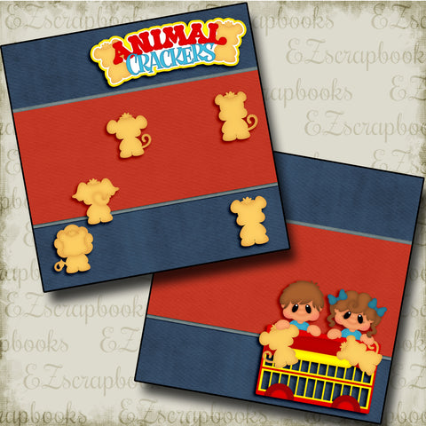 Animal Crackers NPM - 3437
