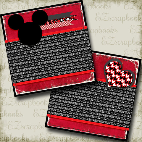 Love Mickey NPM - 3859