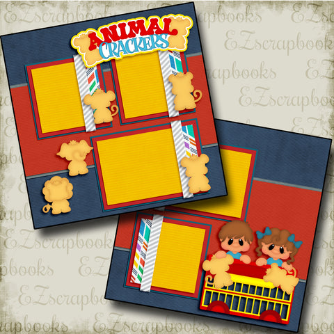 Animal Crackers - 3436