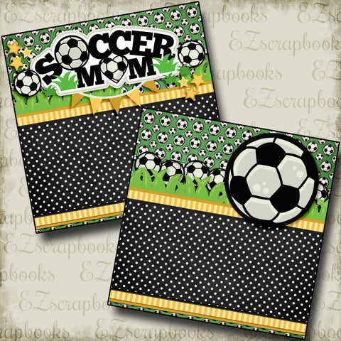 Soccer Mom Yellow NPM - 3307