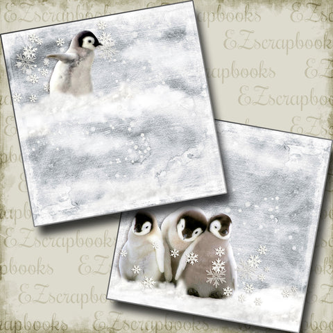 Snow Penguins NPM - 3631