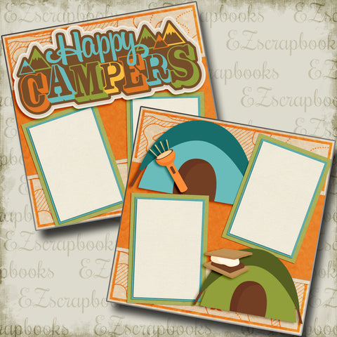 Happy Campers - 4054
