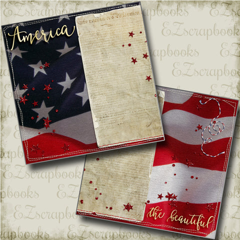 America the Beautiful NPM - 4149