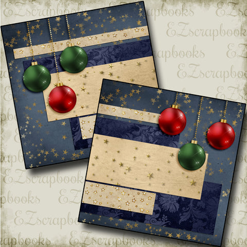 Vintage Ornaments NPM - 3527